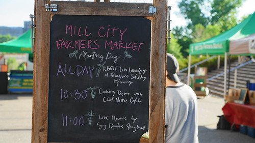 May 26, 2018 Mill City Farmers Market
