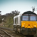 Class 66's light at haresfield (1 of 1)