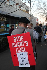 StopAdani - Bill Shorten - Let it Shine - IMG_3167