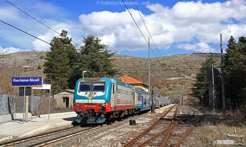 FS E464.464 - Goriano Sicoli