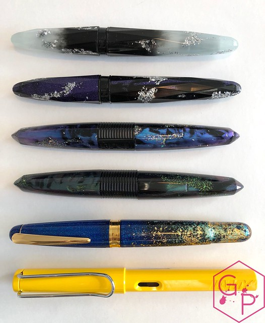 Benu Pen Chameleon Fountain Pens 19