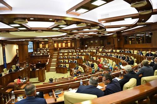 07.06.2018 Ședința plenară a Parlamentului