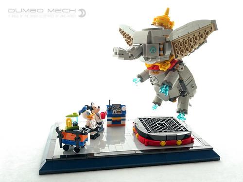 Dumbo Mech