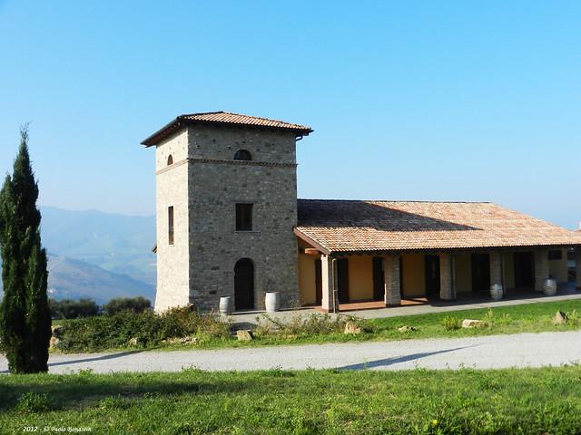 Monte San Pietro via, Nikon COOLPIX S9100