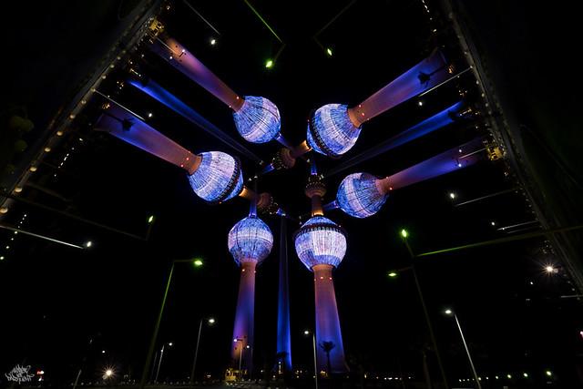 Kuwait Towers (DKL2017)