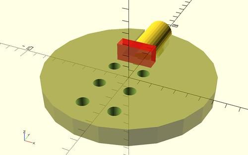OpenSCAD model