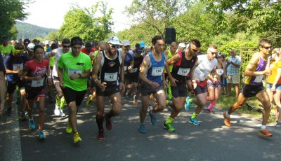 Půlmaraton v Zábřehu vyhrál Procházka