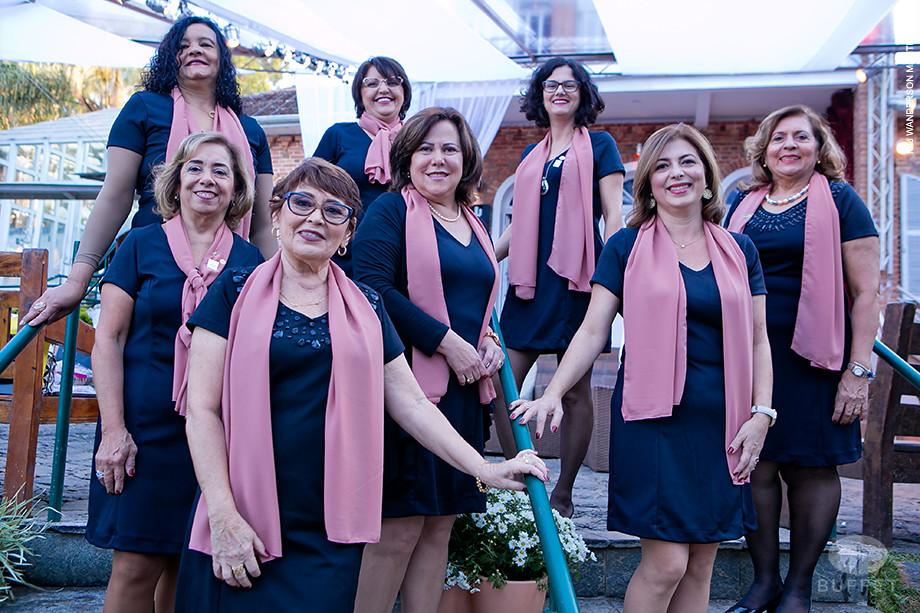 Fotos do evento CHÁ BENEFICENTE FRATERNIDADE FEMININA FIDELIDADE MINEIRA em Buffet