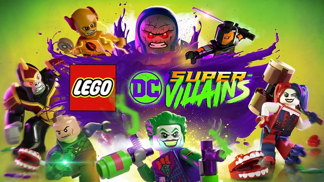 LEGO DC Super-Villains Video Game