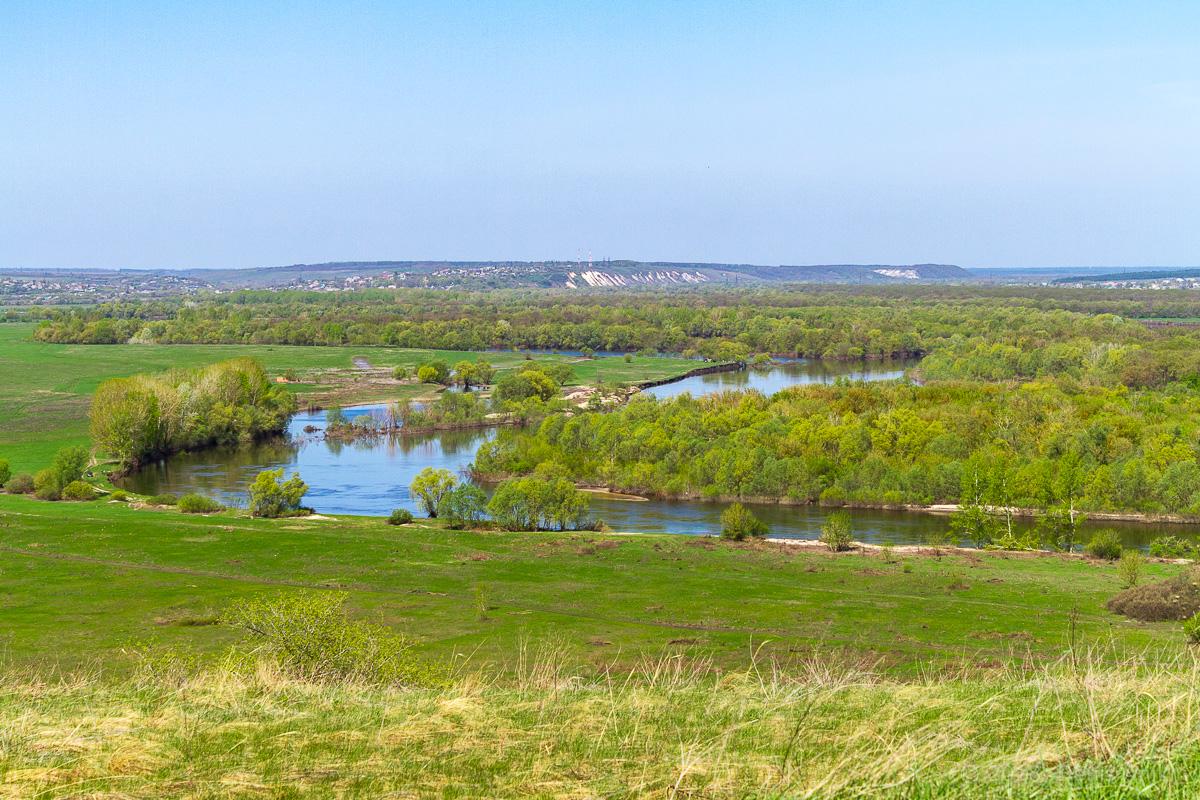 Маяцкая крепость Дивногорье фото 11