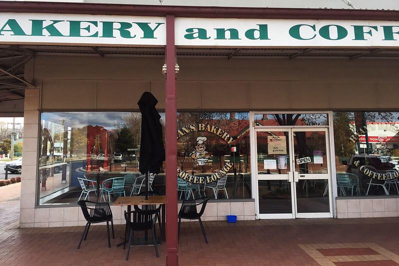 Ryan's Bakery & Coffee Lounge
