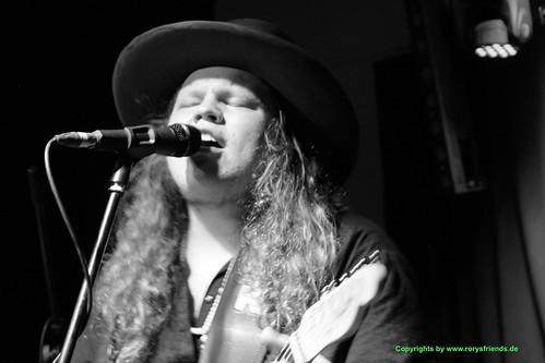 Marcus King Band 31.5.2018 Fulda/Germany