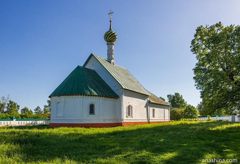 Зимняя Стефановская церковь, Кидекша