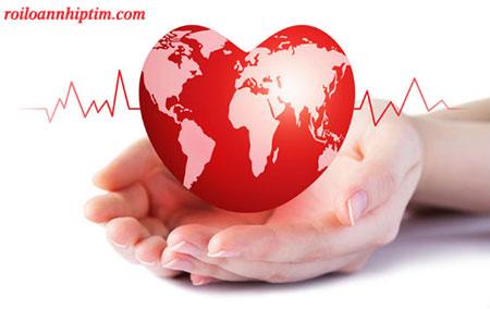 Tim đập mạnh - tập hợp những câu hỏi thường gặp và cách làm giảm nhịp tim