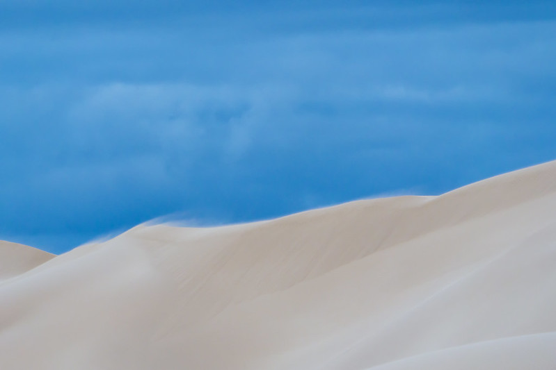 Wind of Bilbunya Dunes (Eucla)