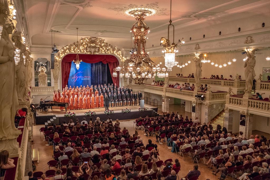 Robert Schumann Choir Competition