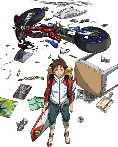 Koukyoushihen: Eureka Seven: Hi-Evolution 1 (Movies)