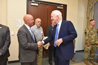 PPC Luncheon with Senator Cornyn