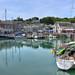 Inner harbour, Padstow, Cornwall