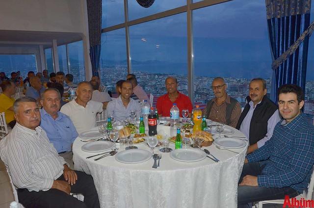 Ali Özcan, Ali İnci, Raşit Sertgöz, Semih Dolu, Yakup Dolu, Efe Dayı, Mustafa Aydın, Mesut Uygun