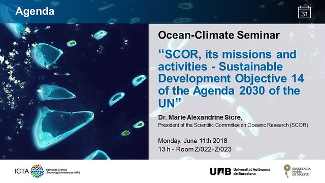 Ocean -Climate Seminar 11_06_2018