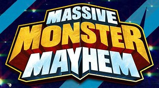 Welcome To The EPIC Massive Monster Mayhem Giveaway
