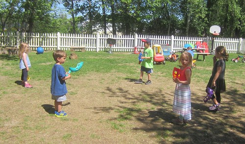 a game of toss