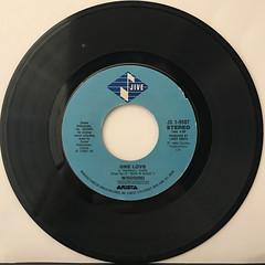 WHODINI:ONE LOVE(RECORD SIDE-A)