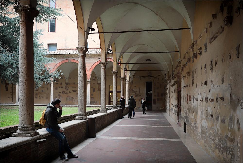 Оратория Сан-Бернардино, Сиена, Италия