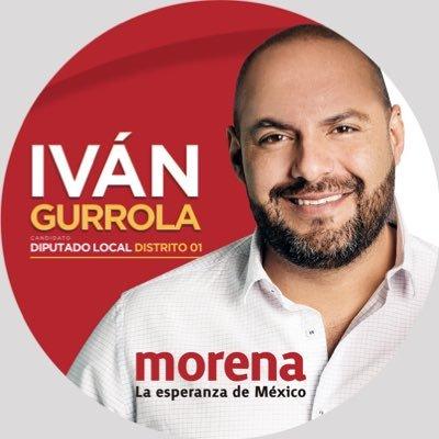 PÁG. 4 (3). Luis Iván Gurrola Vega, uno de los priístas más recalcitrantes de Durango ahora ya es flamante morenista.