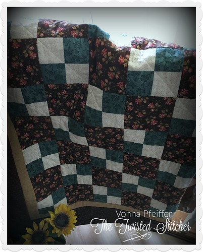 My First Quilt_close