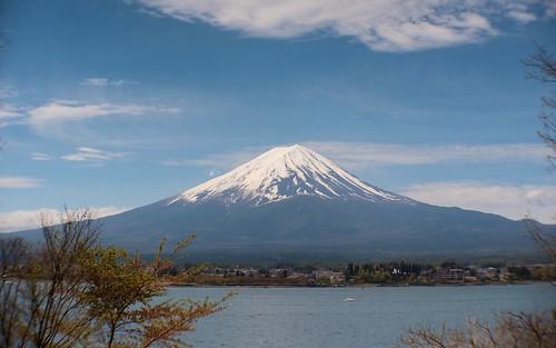 Fuji Yama    Angénieux G10   F:48  1:4