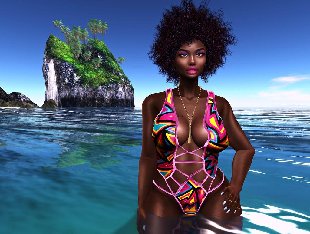 Dallas Swimsuit | Hucci at Collabor88