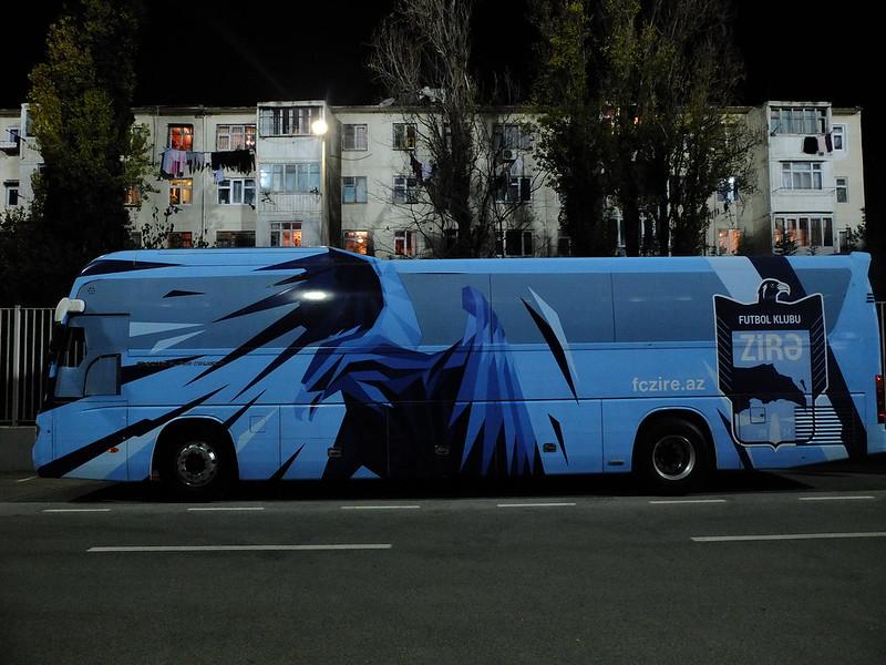 Турнэ-мурнэ: футбол и стадионы. Казань, Питер, Краснодар, Грозный, Баку