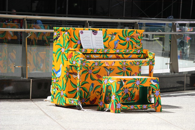 """Sing for Hope"" Pianos"