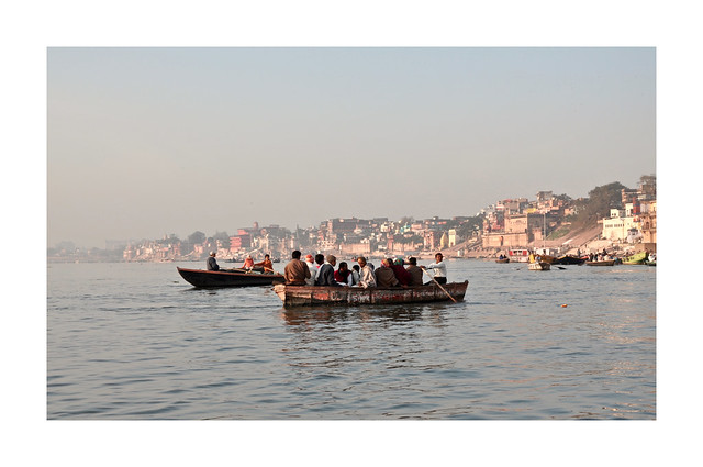 Spiritual Places  India - The Ganges (5)