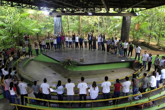 Agentes ambientais - 07-06-18-Encerramento da Semana do Meio Ambiente
