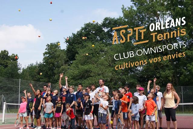 Fête de l'école de tennis samedi 9 juin