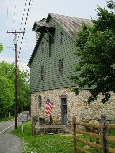 unitedstates us flag burwellmorganmill millwood clarkecounty virginia