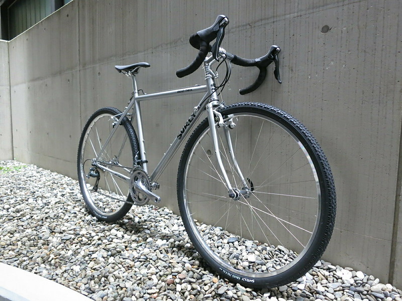 SURLY Cross Check Silver 2