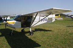 G-CFGO Best off Skyranger [BMAA/HB/574] Popham 060518