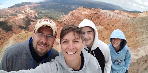 Cedar Breaks and Brian Head, UT