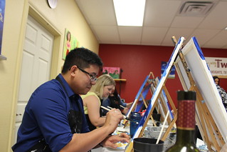 GKYP Painting With a Twist Social