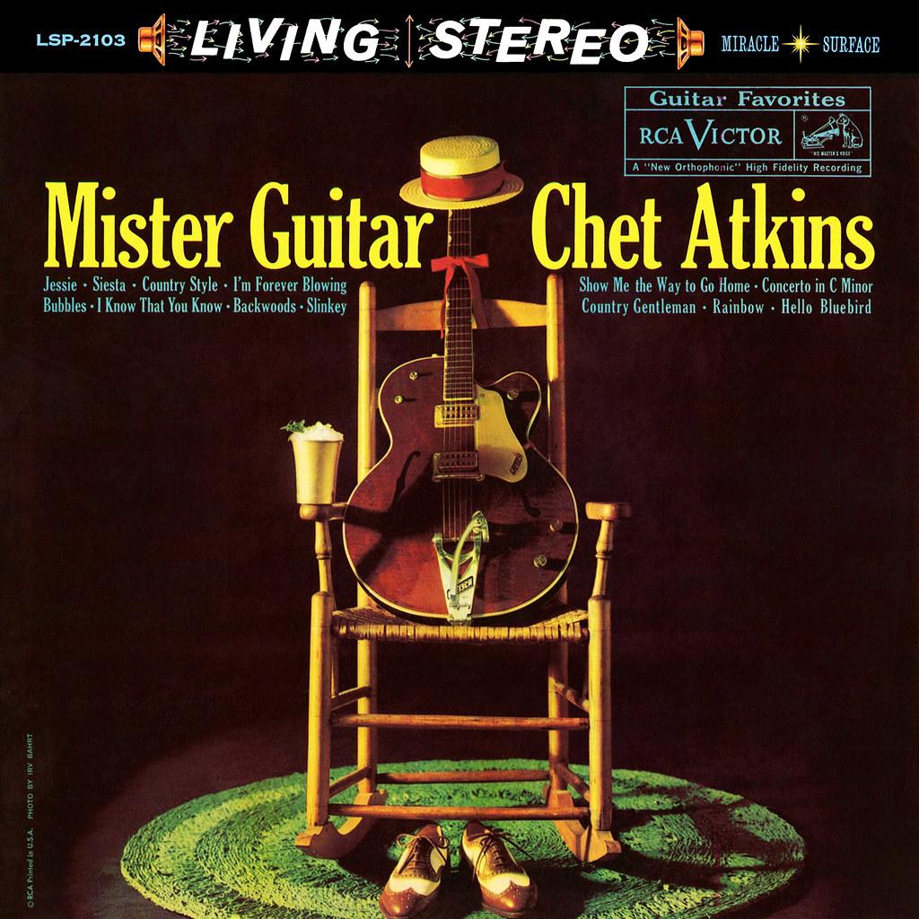 Chet Atkins - Mister Guitar