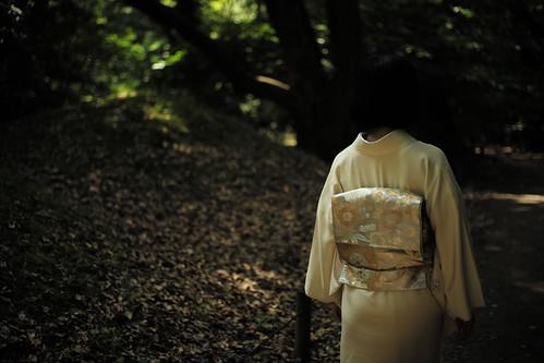 Kimono wife