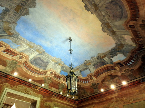 Arcore - Villa Borromeo d' Adda (dopo il restauro)