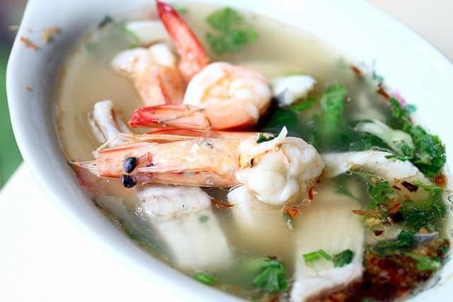amoy street food centre Piao Ji Fish Porridge