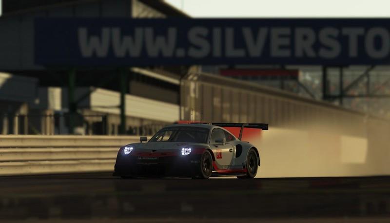 rFactor 2 Porsche 911 RSR GTE