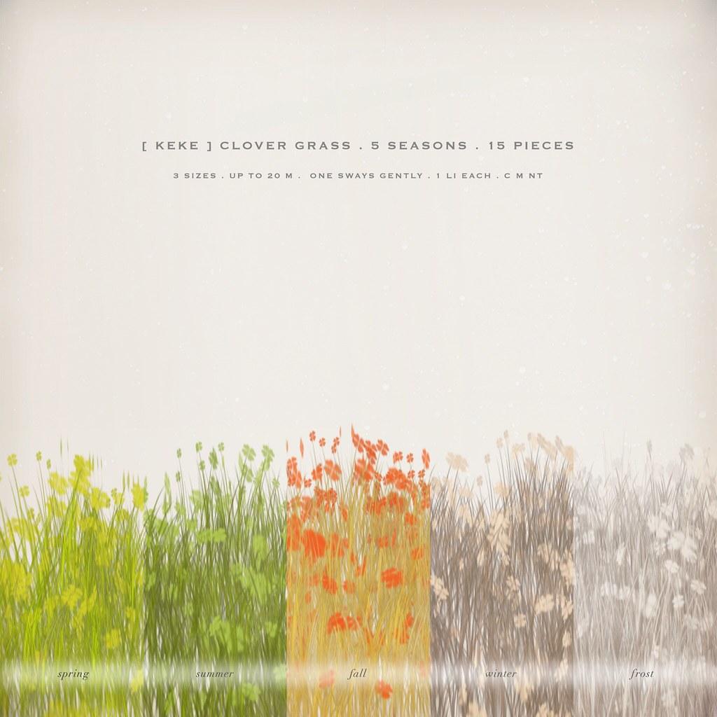 [ keke ] clower grass @ Fameshed - TeleportHub.com Live!