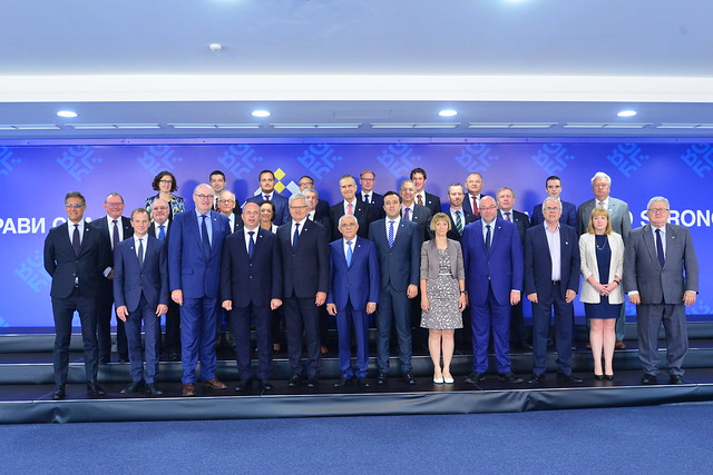 Informal Meeting of Ministers for Agriculture and Fisheries: Family photo, Roundtable, Press conference